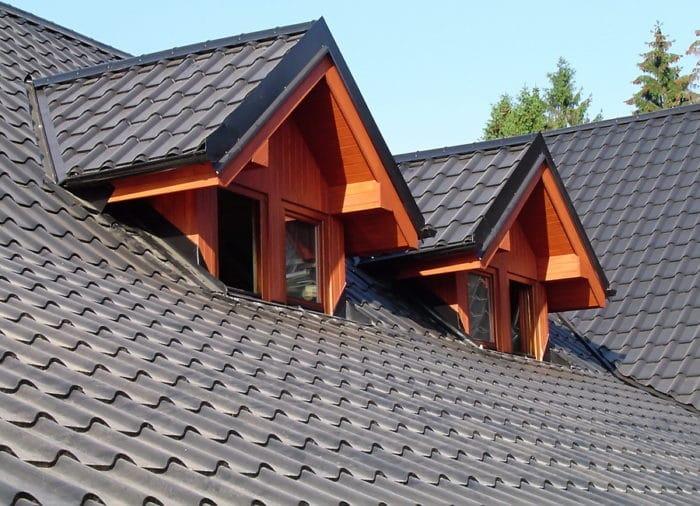 Четырехскатные и вальмовые крыши Площадь: м2