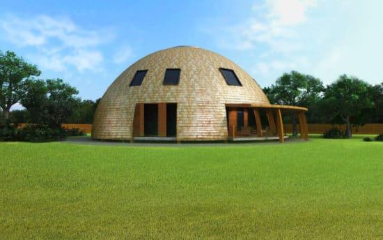 Купольные и эксклюзивные крыши Площадь: м2